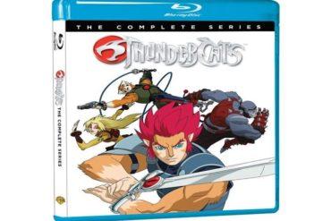 Thundercats Blu ray SLider