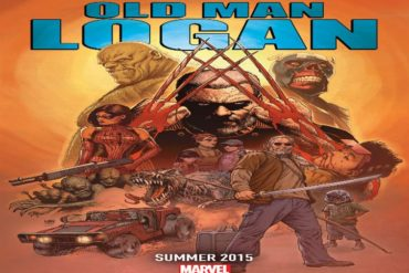 Old Man Logan 2015 Slider