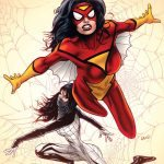 Spider Woman 1 Cover