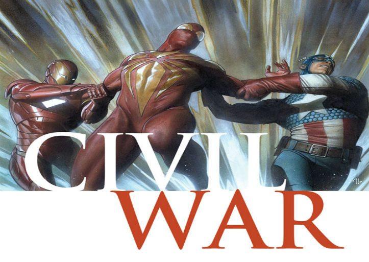 Civil War 2015 Slider