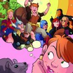 The Unbeatable Squirrel Girl 1 Cover
