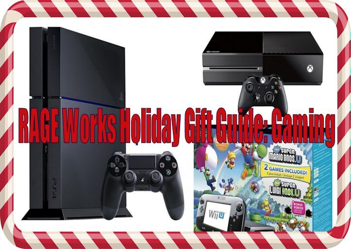 RW Holiday Gift Guide Games