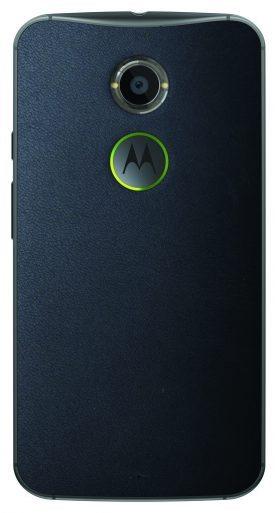 Moto X Navy Leather1