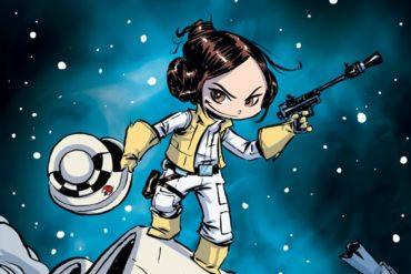 Princess Leia 1 Young Variant