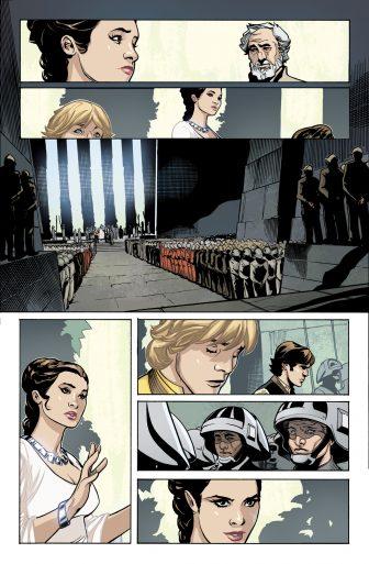 Princess Leia 1 Preview 2