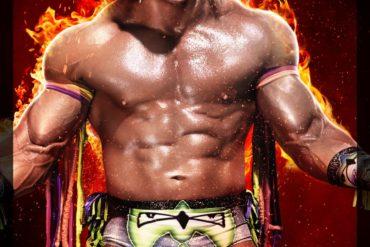 WWE2k15 UltimateWarrior ClientLayer Cs
