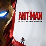 ant man Iron Man