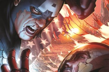 Civil War 1 McNiven Variant