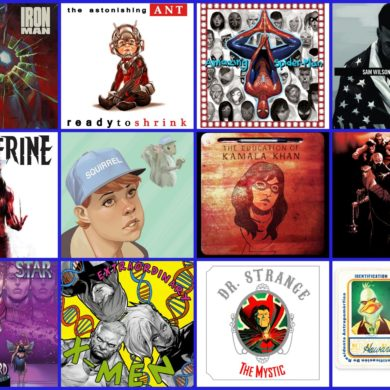 Marvel HipHop Variants 1