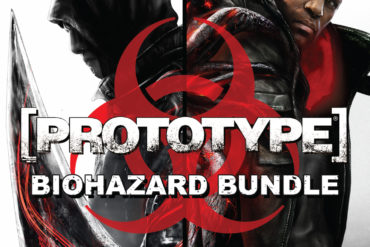 Prototype - box art