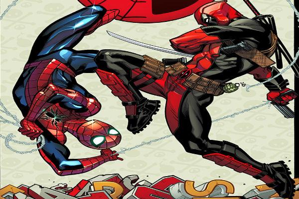 Spider Man Deadpool 1 Slider