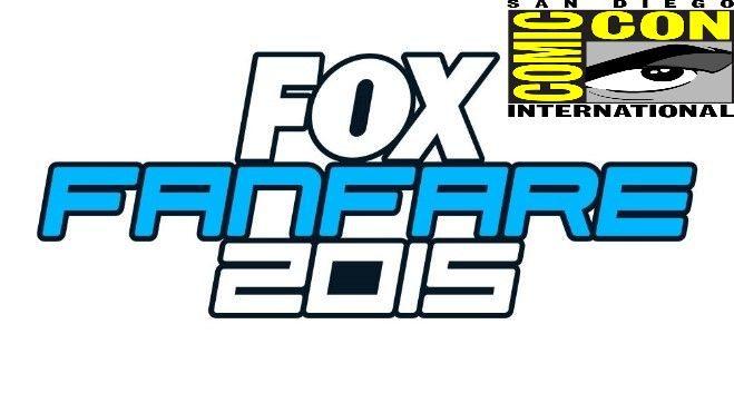 Fox Fanfare SDCC 2015
