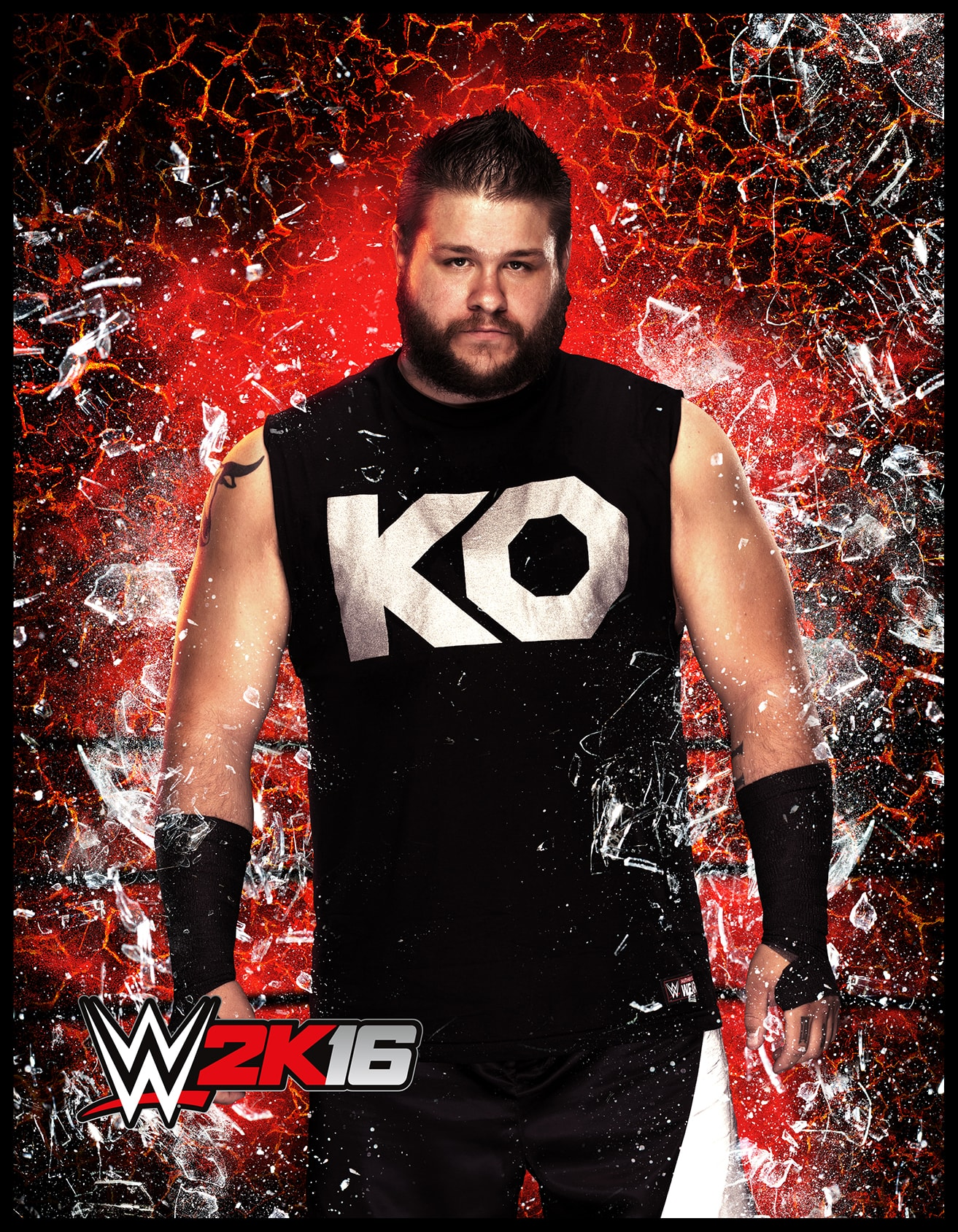 Wwe 2k16 Roster