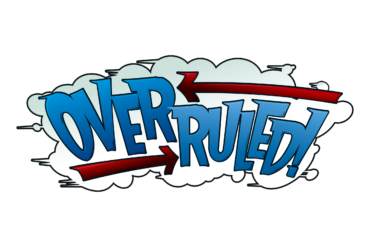 Overruled Logo