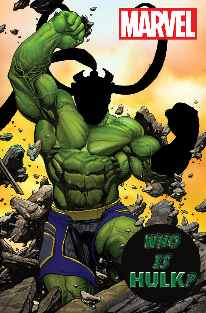 Who is the Hulk 4