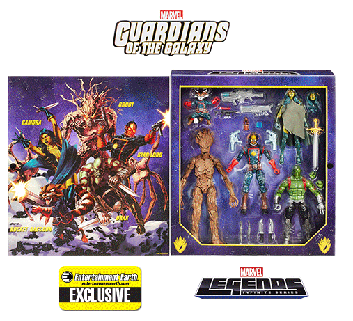 Guardians Boxset Inside