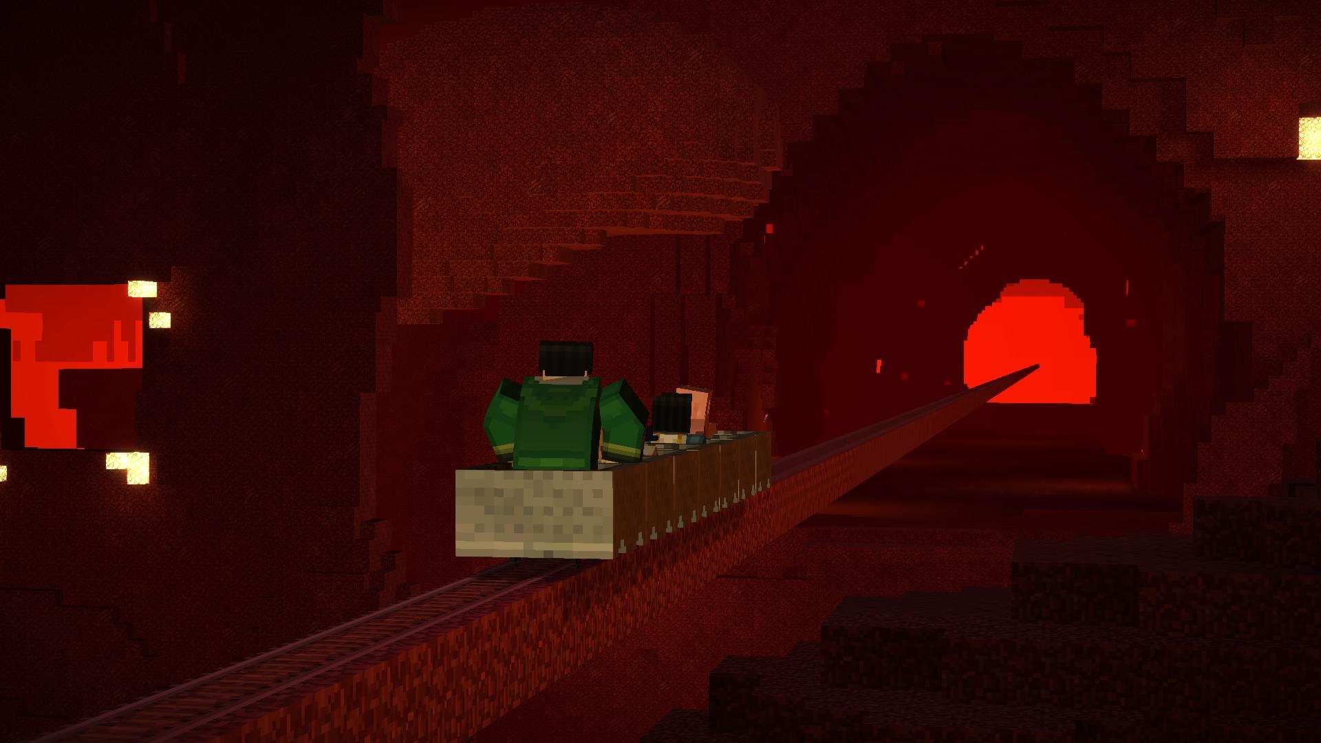 Minecraft Story Mode Episode  Island