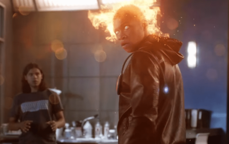Flash Firestorm 2