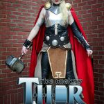 The Mighty Thor 1 Cosplay Variant