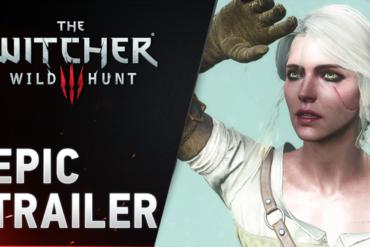 The Witcher III: WIld Hunt - Epic Trailer
