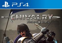 Chivalry: Medieval Warfare - PS4 box art