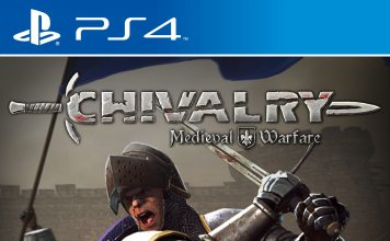 Chivalry: Medieval Warfare - PS4 box art