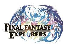Final Fantasy Explorers - logo