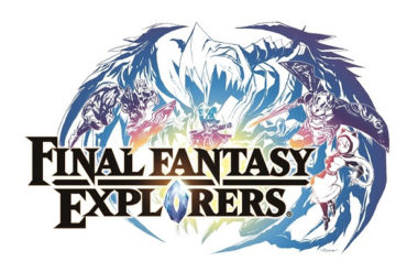 Final Fantasy Explorers - logo
