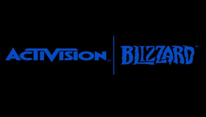 Activision Blizzard Slider