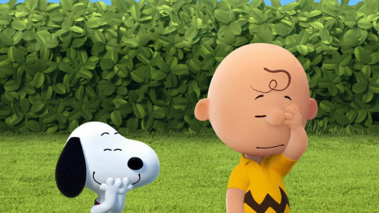 Snoopy Screen2