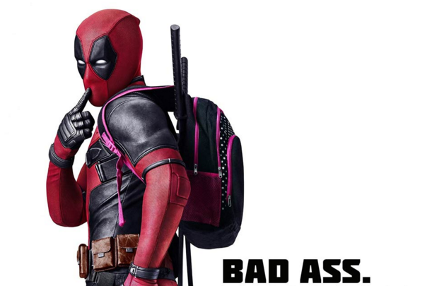 Deadpool Movie Slider 2