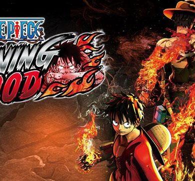 One Piece: Burning Blood - logo