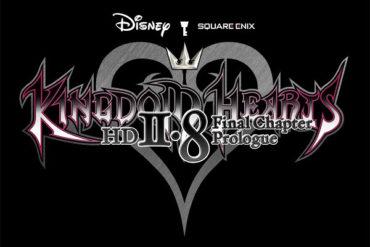 Kingdom Hearts III.8 - logo