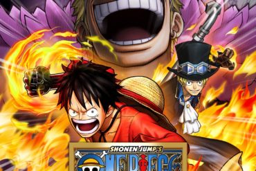 One Piece: Pirate Warriors 3 - box art