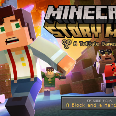 Minecraft: Story Mode - Episode Four