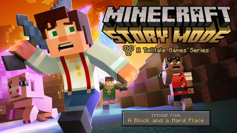 Minecraft: Story Mode - Episode Four