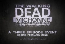 The Walking Dead - Michonne announcement