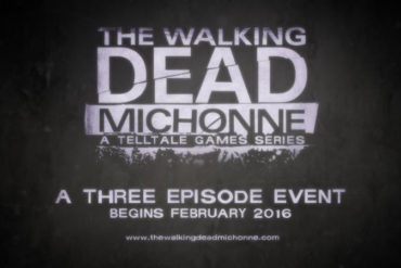 The Walking Dead - Michonne announcement