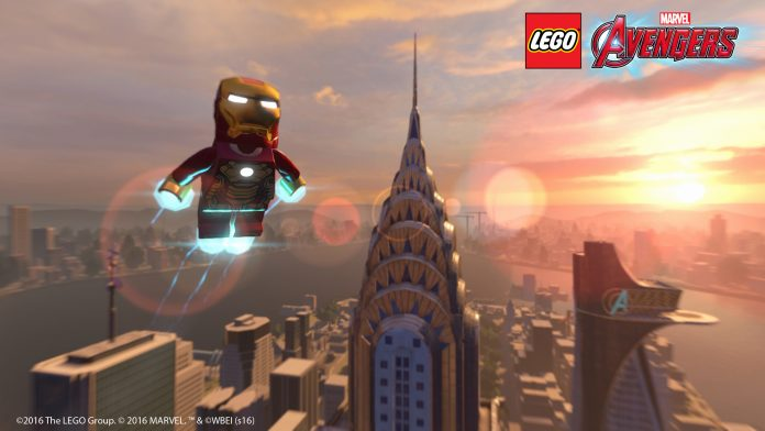 Lego Marvel's Avengers - Iron Man
