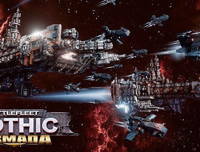 Battlefleet Gothic: Armada - 2016 logo