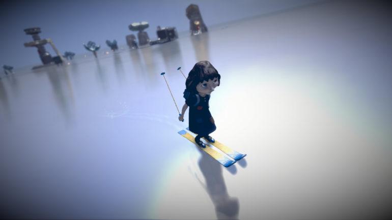 The Tomorrow Children - skis