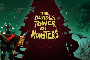 The Deadly Tower of Monsters - background