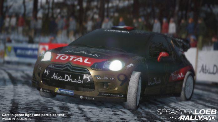 Sébastien Loeb Rally EVO - cover