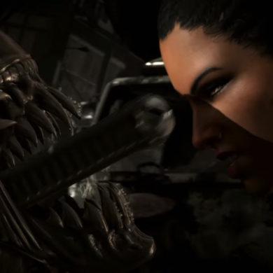 Mortal Kombat X - Alien FINISH HER