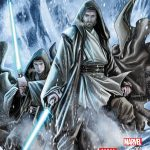 Obi Wan and Anakin 1 Cover 1st Printing