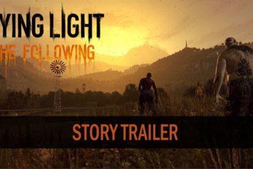 Dying Light - Story Trailer logo