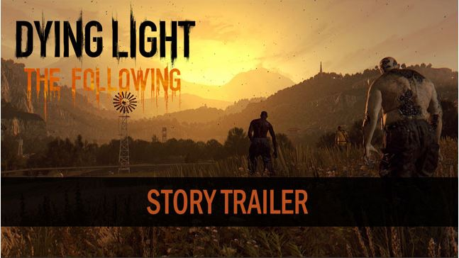 Dying Light - Story Trailer logo