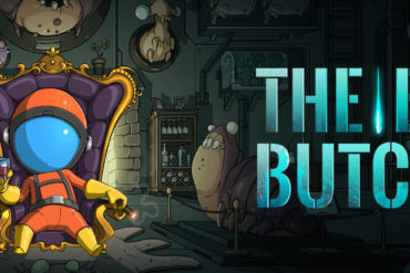 The Bug Butcher - logo