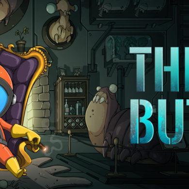 The Bug Butcher - logo
