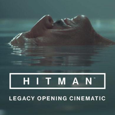 Hitman - Legacy cover